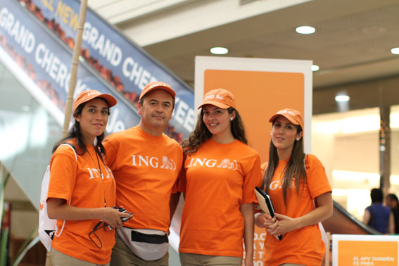 Promotional Staffing agency