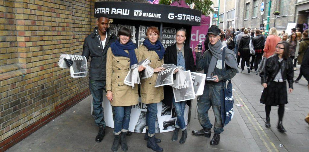 Promo Staff London