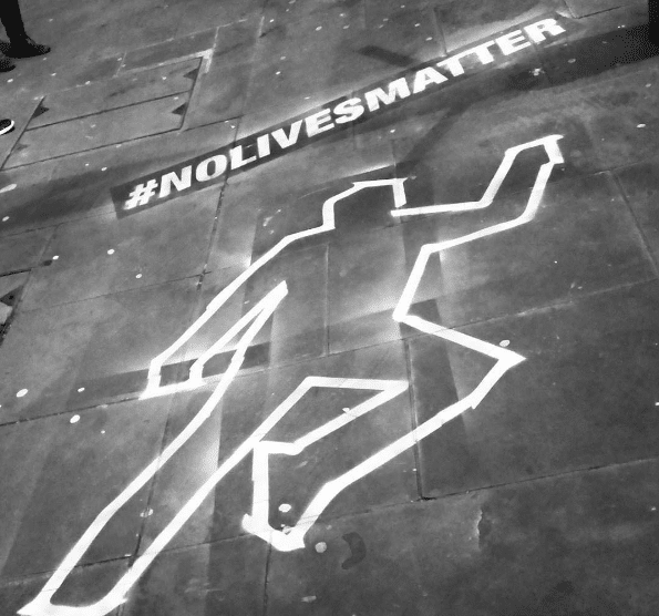 Chalk Stencils Agency London