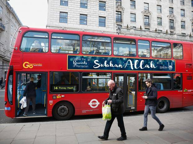 Bus Advertising Agency London